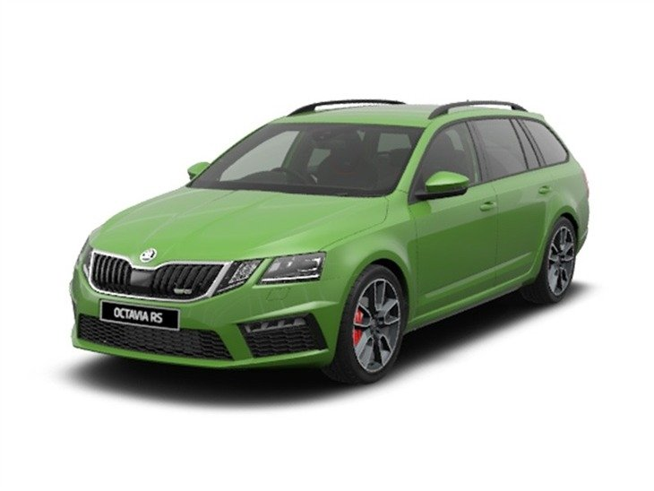 Skoda Octavia Estate
