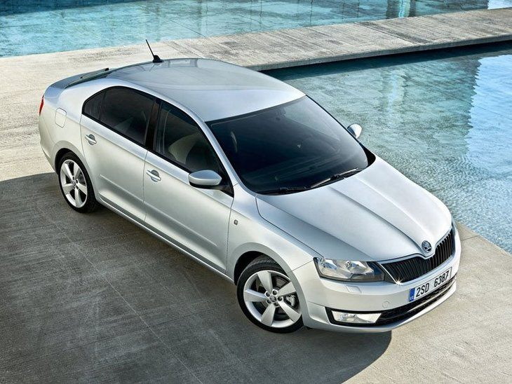 skoda rapid 1 6 tdi cr 115 se l car leasing nationwide. Black Bedroom Furniture Sets. Home Design Ideas