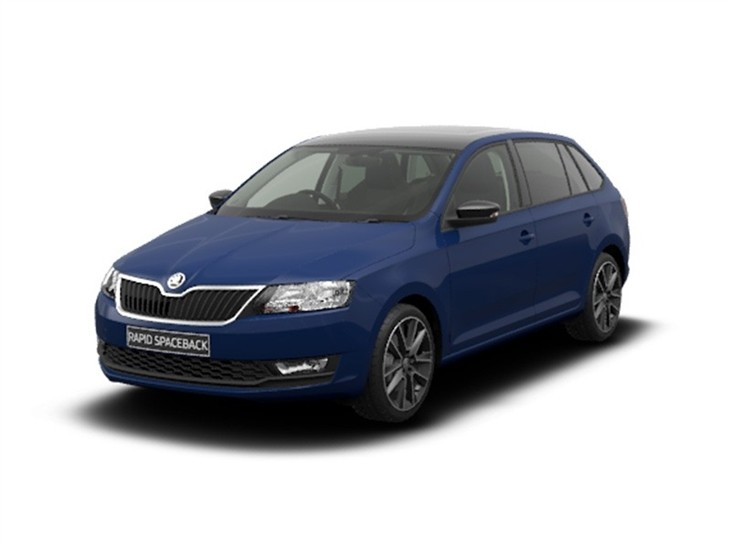 skoda rapid spaceback 1 0 tsi 110 se sport car leasing. Black Bedroom Furniture Sets. Home Design Ideas