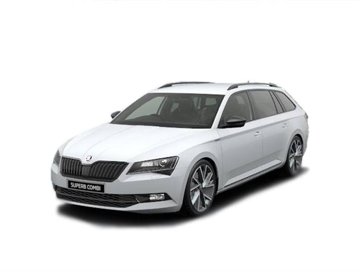skoda superb estate 2 0 tdi cr sport line car leasing. Black Bedroom Furniture Sets. Home Design Ideas