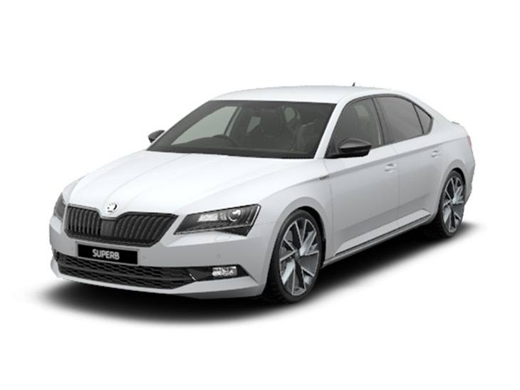 skoda superb hatchback 2 0 tdi cr 190 sport line plus 4x4. Black Bedroom Furniture Sets. Home Design Ideas