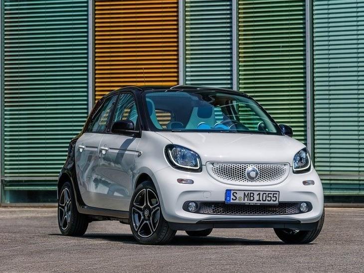 smart forfour hatchback 0 9 turbo prime premium plus auto car leasing nationwide vehicle. Black Bedroom Furniture Sets. Home Design Ideas