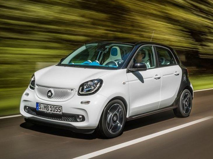 smart forfour hatchback 1 0 prime premium car leasing nationwide vehicle contracts. Black Bedroom Furniture Sets. Home Design Ideas