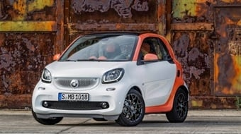 2 Year Business Lease Deal on Smart Fortwo Coupe
