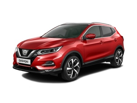 Nissan Qashqai 1.2 DiG-T Tekna (Glass Roof Pack)