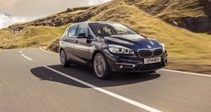 BMW expand with the new BMW 2 Series Active Tourer