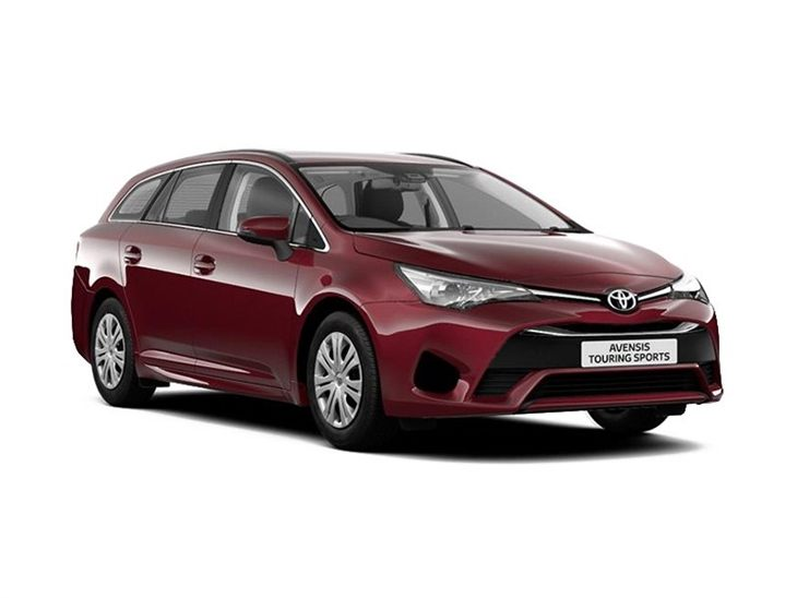 toyota avensis touring sport 1 6d active car leasing nationwide vehicle contracts. Black Bedroom Furniture Sets. Home Design Ideas