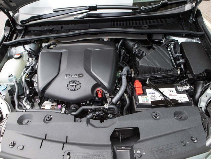 Toyota Avensis Touring Sport Engine
