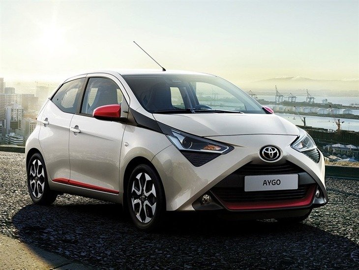 toyota aygo 1 0 vvt i x play tss 5dr car leasing nationwide vehicle contracts. Black Bedroom Furniture Sets. Home Design Ideas
