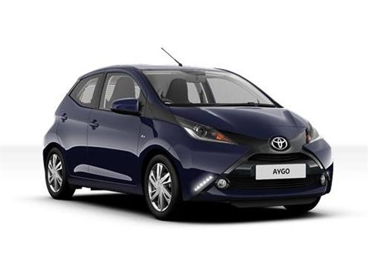 Toyota Aygo 5 Door X Pression