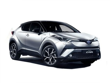 Toyota C-HR 1.2T Excel CVT (Leather)
