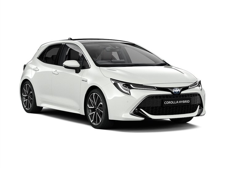 Toyota Corolla Hatchback 2 0 VVT-i Hybrid Excel CVT JBL/Pan Roof | Car  Leasing | Nationwide Vehicle Contracts