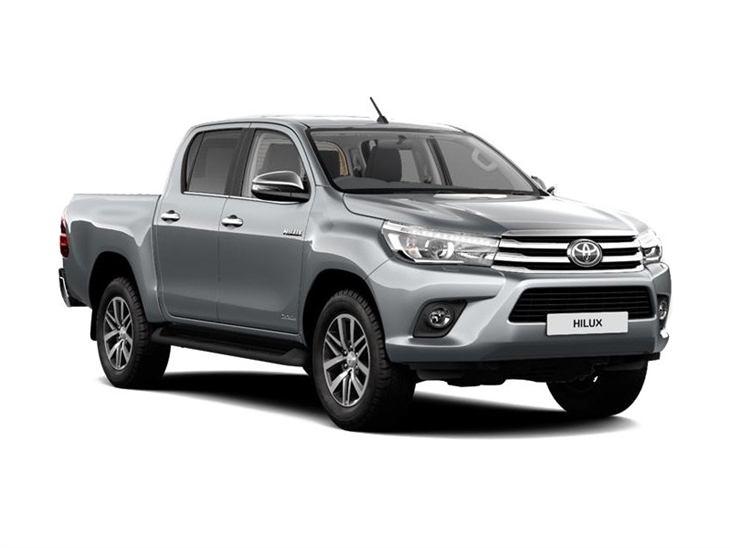 5a10f900b9 Toyota Hilux Invincible D Cab Pick Up 2.4 D-4D