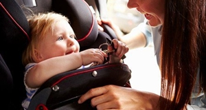 Choosing a car seat for your child