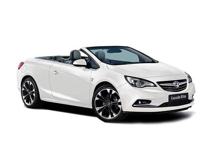 vauxhall cascada 2 0 cdti 170 elite car leasing. Black Bedroom Furniture Sets. Home Design Ideas