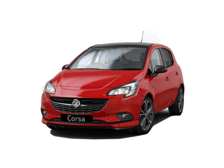 Vauxhall Corsa 5 Door Red Edition