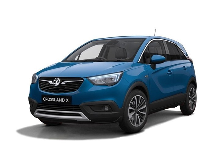 vauxhall crossland x 1 2 elite nav car leasing nationwide vehicle contracts. Black Bedroom Furniture Sets. Home Design Ideas