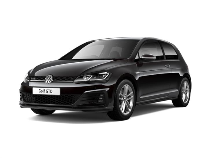 volkswagen golf hatchback 2 0 tdi 184 gtd 3dr dsg car leasing nationwide vehicle contracts. Black Bedroom Furniture Sets. Home Design Ideas