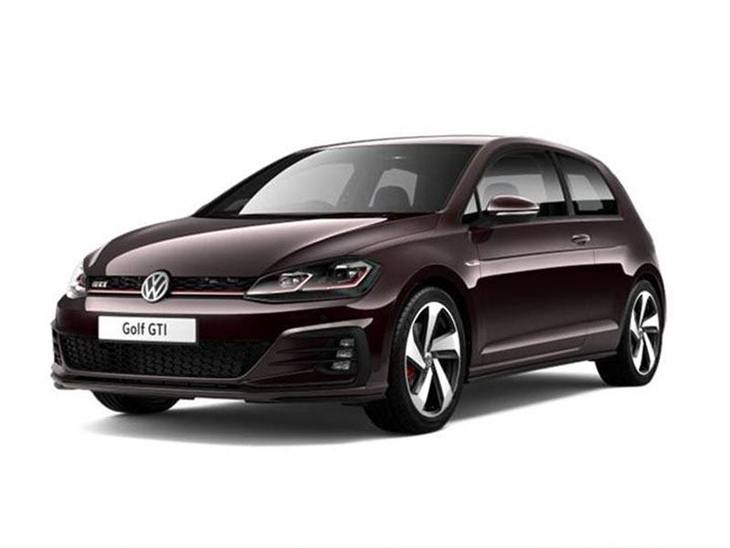 volkswagen golf hatchback 2 0 tsi gti 3dr dsg car. Black Bedroom Furniture Sets. Home Design Ideas