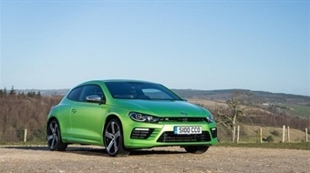 Lease Special on Volkswagen Scirocco R for October Delivery