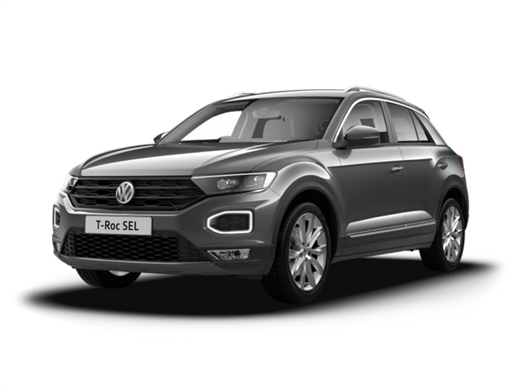 volkswagen t roc 2 0 tsi sel 4motion dsg car leasing nationwide vehicle contracts. Black Bedroom Furniture Sets. Home Design Ideas