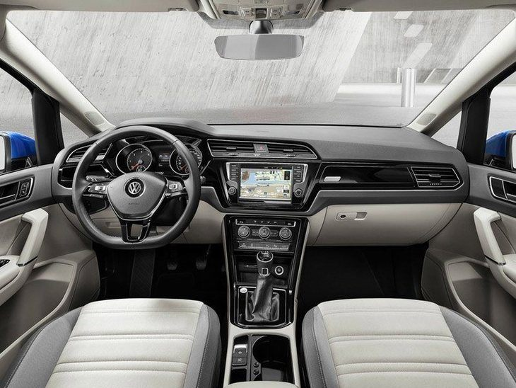 Volkswagen Touran New Model Interior