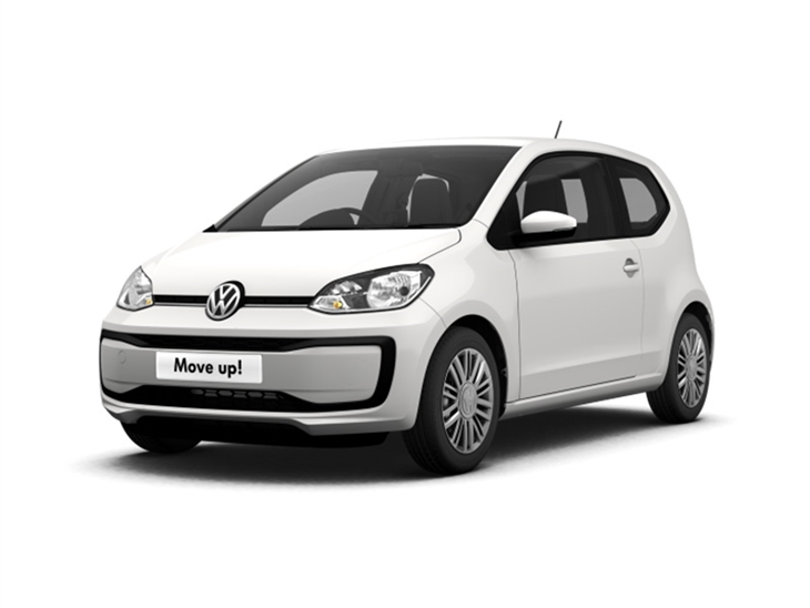 volkswagen up 1 0 move up 3dr car leasing nationwide vehicle contracts. Black Bedroom Furniture Sets. Home Design Ideas
