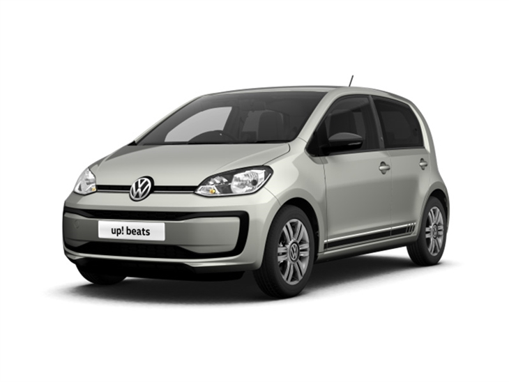 volkswagen up 1 0 up beats 5dr car leasing nationwide. Black Bedroom Furniture Sets. Home Design Ideas