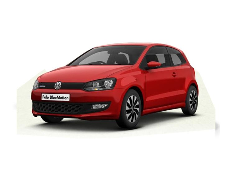 Vollkswagen Polo 3 Door Bluemotion