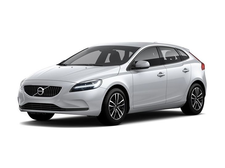 volvo v40 t2 122 momentum nav plus car leasing. Black Bedroom Furniture Sets. Home Design Ideas