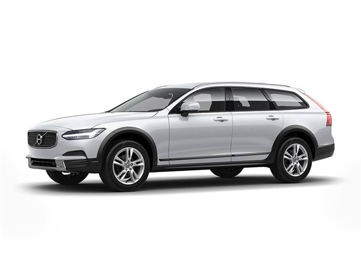 volvo v90 t5 cross country awd geartronic car leasing. Black Bedroom Furniture Sets. Home Design Ideas