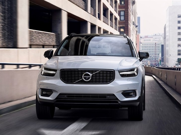 volvo xc40 2 0 t4 r design awd geartronic car leasing. Black Bedroom Furniture Sets. Home Design Ideas