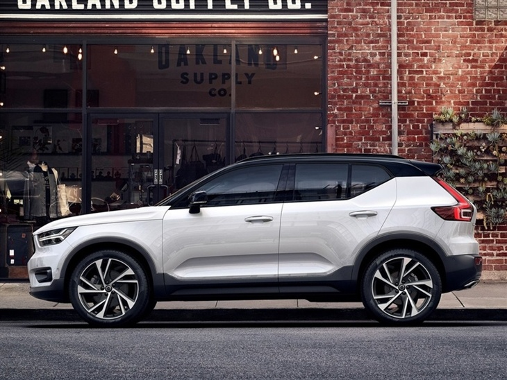 volvo xc40 1 5 t3 inscription car leasing nationwide. Black Bedroom Furniture Sets. Home Design Ideas