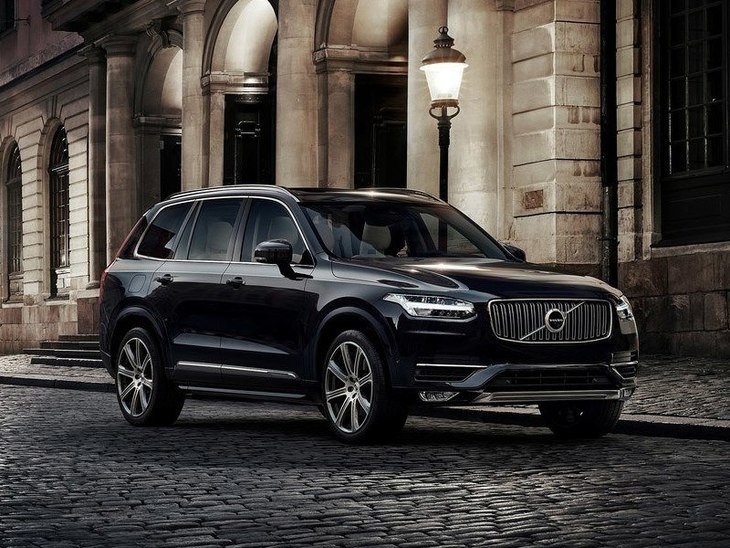 volvo xc90 2 0 t6 310 inscription awd geartronic car. Black Bedroom Furniture Sets. Home Design Ideas