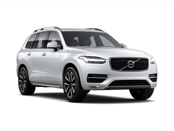Volvo xc90 lease cost