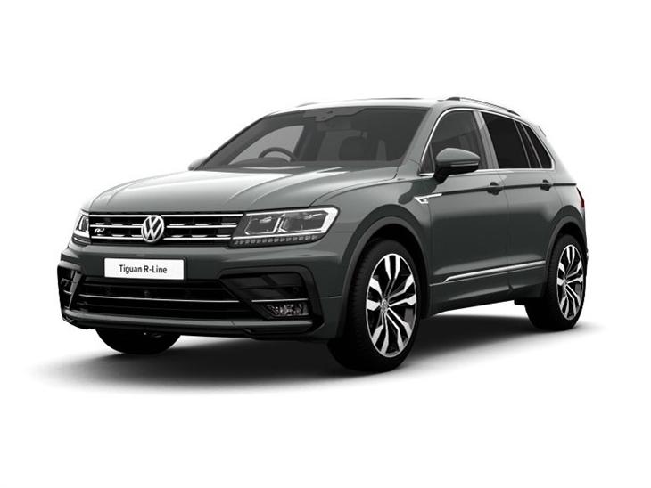 Volkswagen Tiguan 2 0 Tdi Bmt 150 4motion Se Nav Car