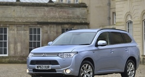 Mitsubishi Outlander Is the UK's Most Successful Plug-In Hybrid