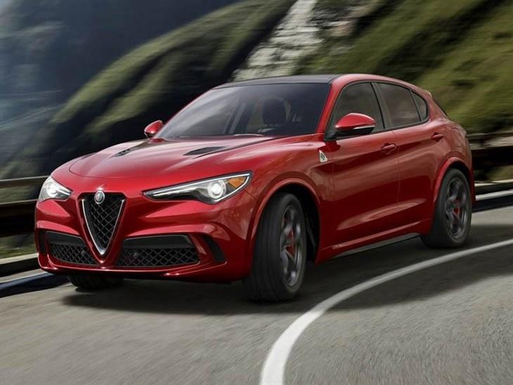 Alfa Romeo Stelvio 2 2 D 210 Speciale Auto Car Leasing