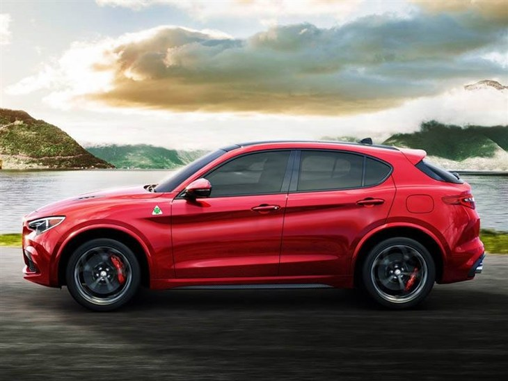 alfa romeo stelvio 2 2 d 180 auto rwd car leasing. Black Bedroom Furniture Sets. Home Design Ideas