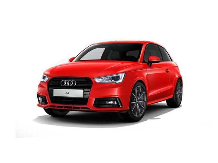 audi a1 hatchback 1 6 tdi black edition s tronic car leasing nationwide vehicle contracts. Black Bedroom Furniture Sets. Home Design Ideas