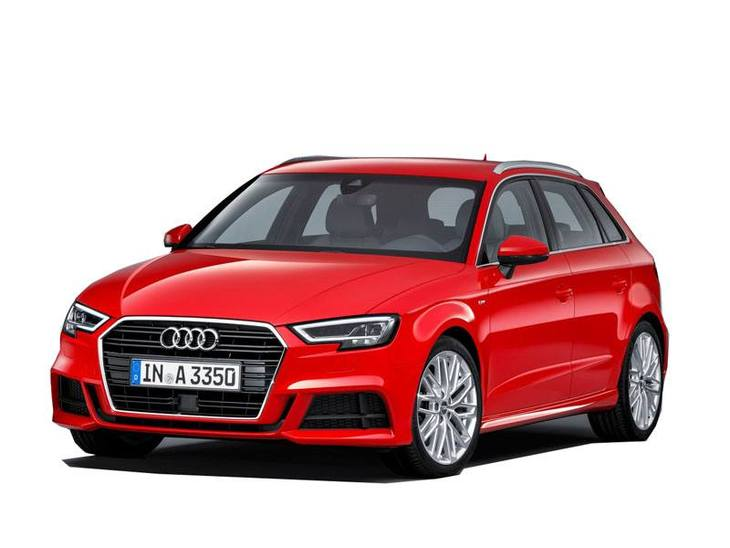 audi a3 sportback s3 tfsi quattro black edition s tronic contract hire and car lease from. Black Bedroom Furniture Sets. Home Design Ideas