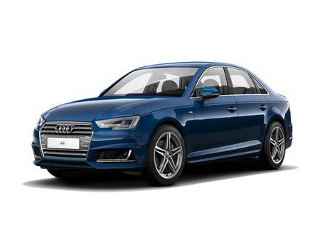 Audi A4 Saloon 1.4T FSI S Line (Leather/Alc)