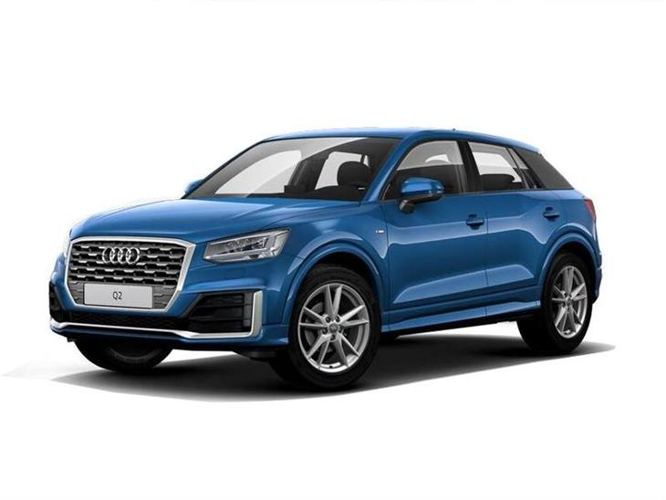 audi q2 1 6 tdi s line car leasing nationwide vehicle contracts. Black Bedroom Furniture Sets. Home Design Ideas