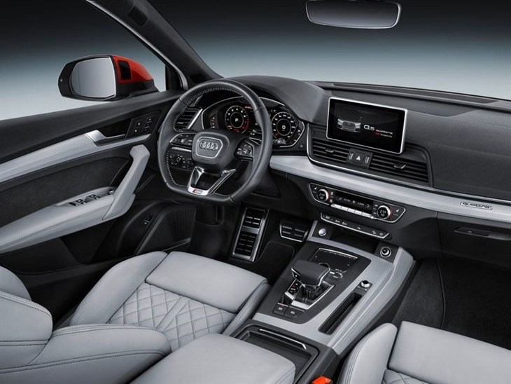 Audi Q TDI Quattro Black Edition S Tronic Car Leasing - Audi q5