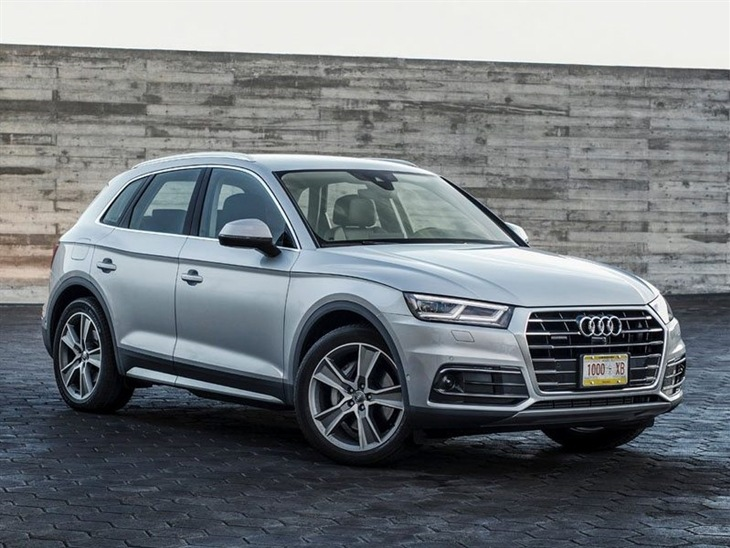 Audi R8 Monthly Payment >> Audi Q5 2.0 TDI Quattro S Line S Tronic | Car Leasing | Nationwide Vehicle Contracts