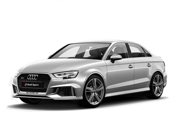audi rs3 saloon 2 5 tfsi rs 3 quattro s tronic car. Black Bedroom Furniture Sets. Home Design Ideas