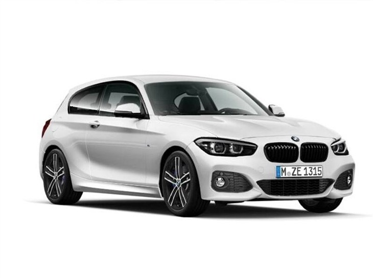 Bmw 1 Series 3 Door 116d M Sport Shadow Edition Car