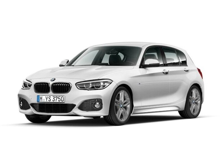 BMW 1 Series 5 Door
