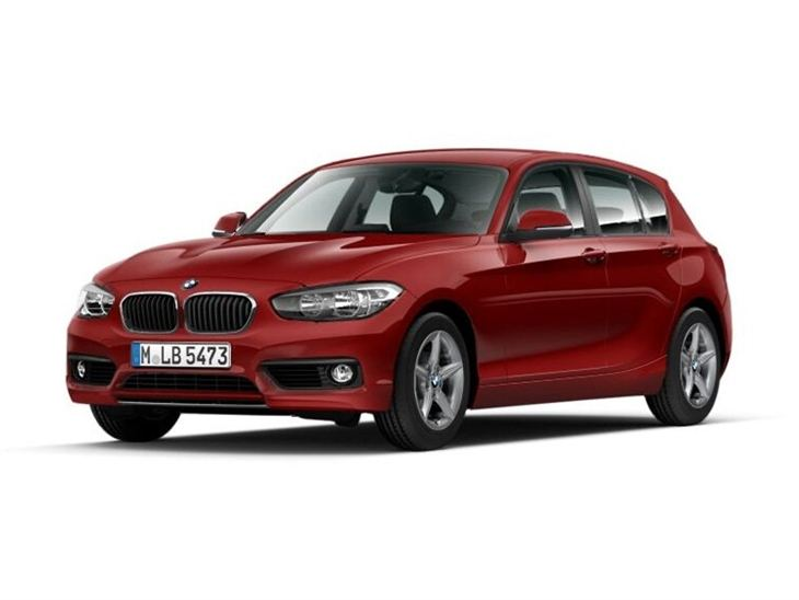 Bmw 1 Series 5 Door 118i 1 5 Se Nav Step Auto Car