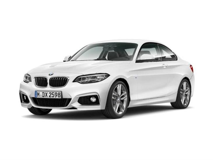 Bmw 2 Series Coupe 230i M Sport Nav Step Auto Car